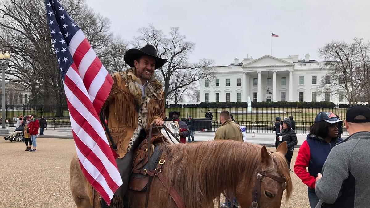 Ben Bergquam Makes Plea On Behalf Of Couy Griffin-Cowboys For Trump